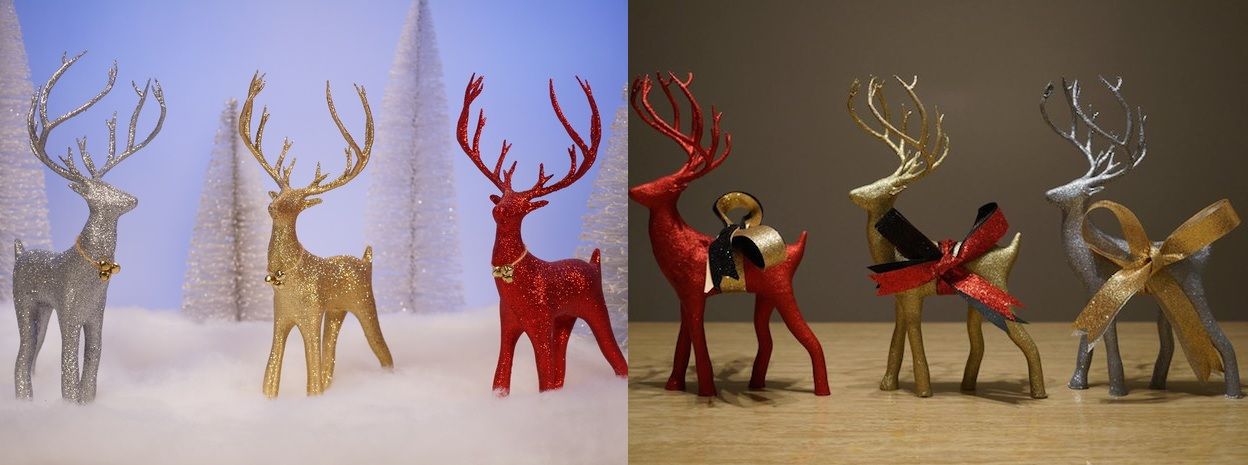 Deer by Yeg3D